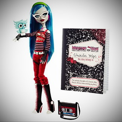 Monster High Ghoulia Yelps Doll