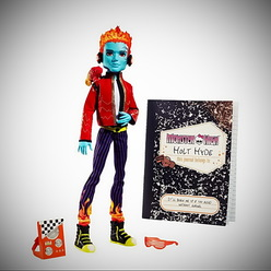 Monster High Holt Hyde Doll