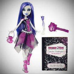 Monster High Spectra Vondergeist Doll