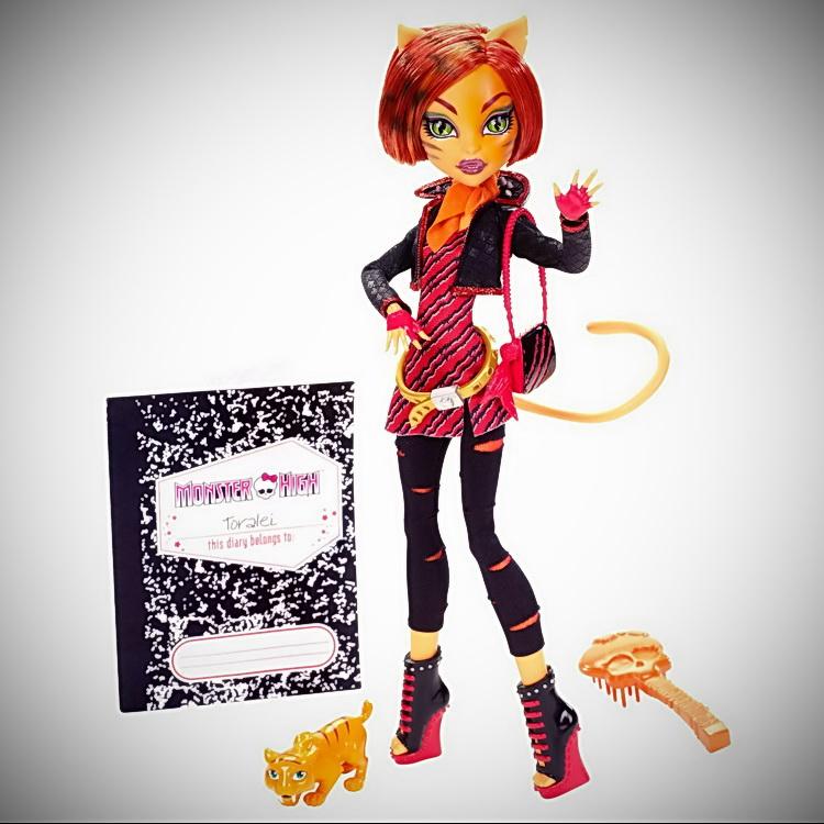 Monster High Torelei Doll